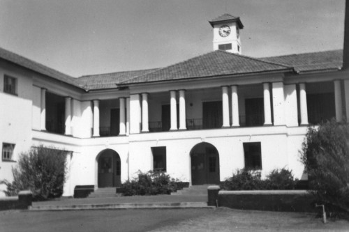 Main School building 1964